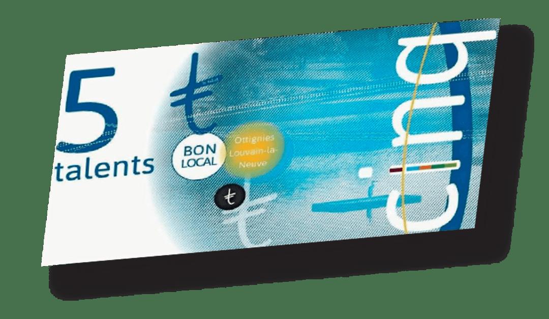 Le Talent : une monnaie locale pour Lasne ?